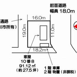 配置図(間取)